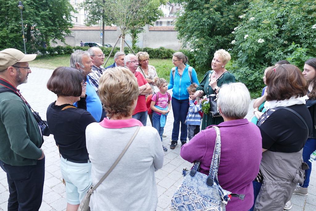 Landshuter Hochzeit Programm  KAB Loiching verbrachte einen Tag in Landshut Pfarrei