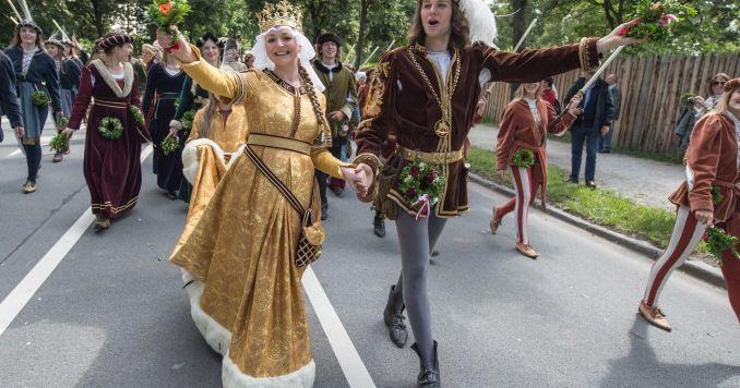 Landshuter Hochzeit Programm  Bewerben Sie sich für Landshuter Hochzeit 2017
