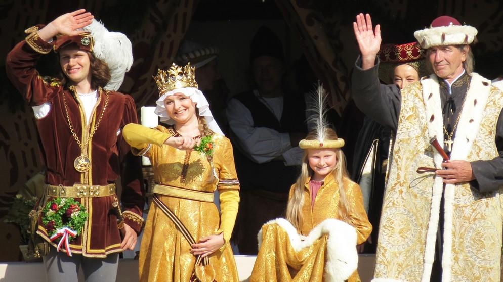 Landshuter Hochzeit Programm  Doku Landshuter Hochzeit Pressemitteilungen