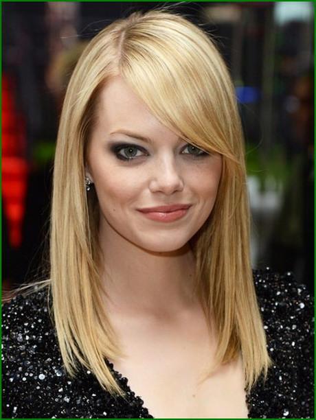 Langes Haar Frisuren  Frisuren für langes feines haar