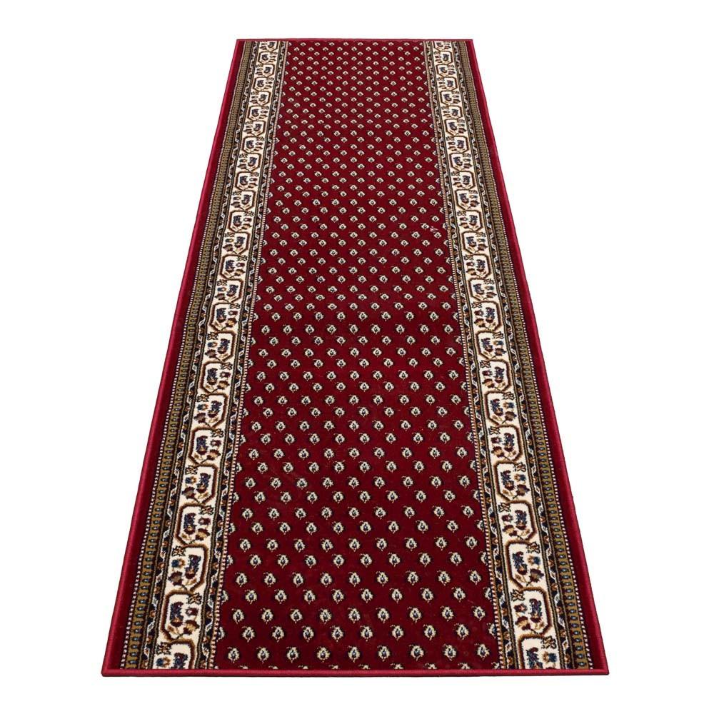 Läufer Teppich  Teppich Läufer Läufer Excellent Orient rot 80cm Breite