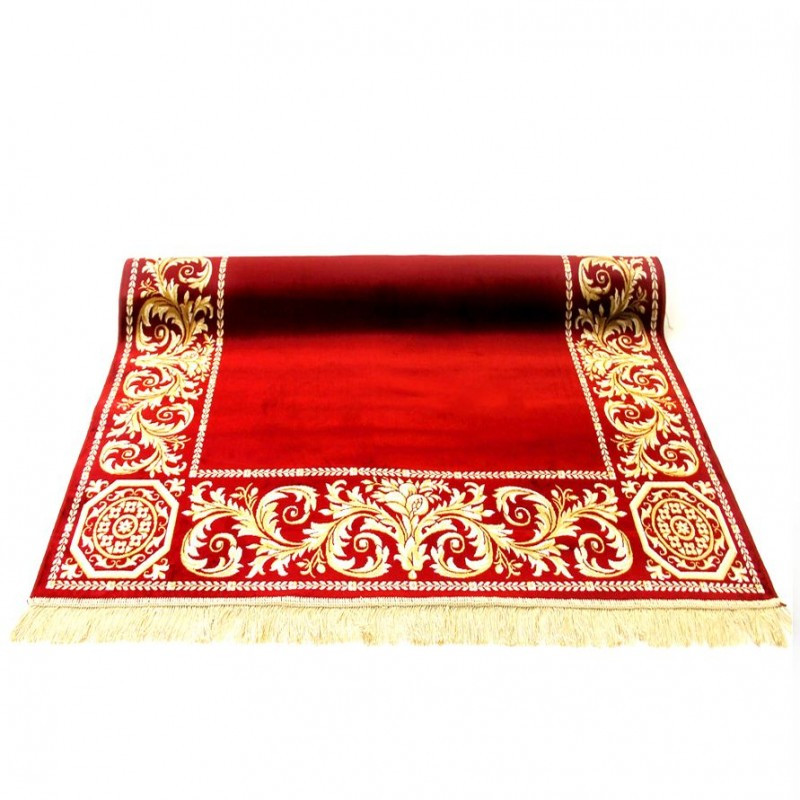 Läufer Teppich  Teppich Läufer Rot