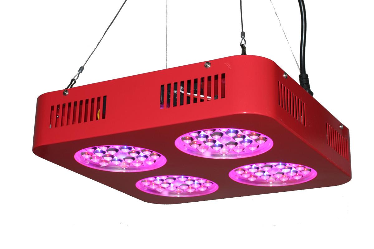 Led Grow Lampe  LED Pflanzenlampe LED Grow Lampe 140Watt volles PAR Spektrum