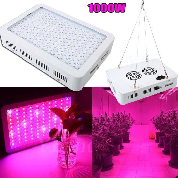 Led Grow Lampe  1000W Plant LED Grow Lampe Bulb Lampe Full Spectrum
