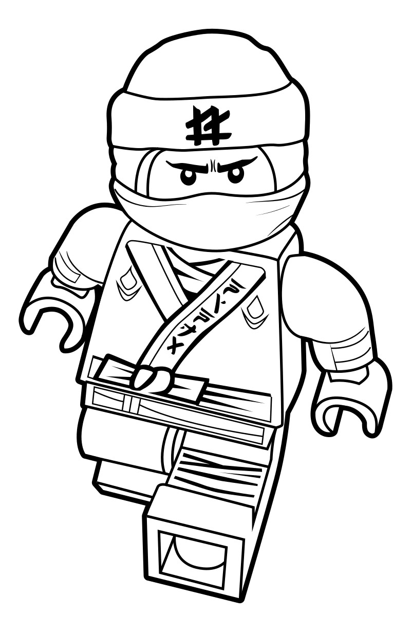 Lego Ausmalbilder Ninjago  lego ninjago movie ausmalbilder – MalVor