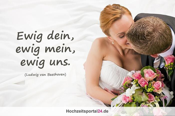 Liebessprüche Zur Hochzeit  Liebessprüche Die schönsten Sprüche für Einladung
