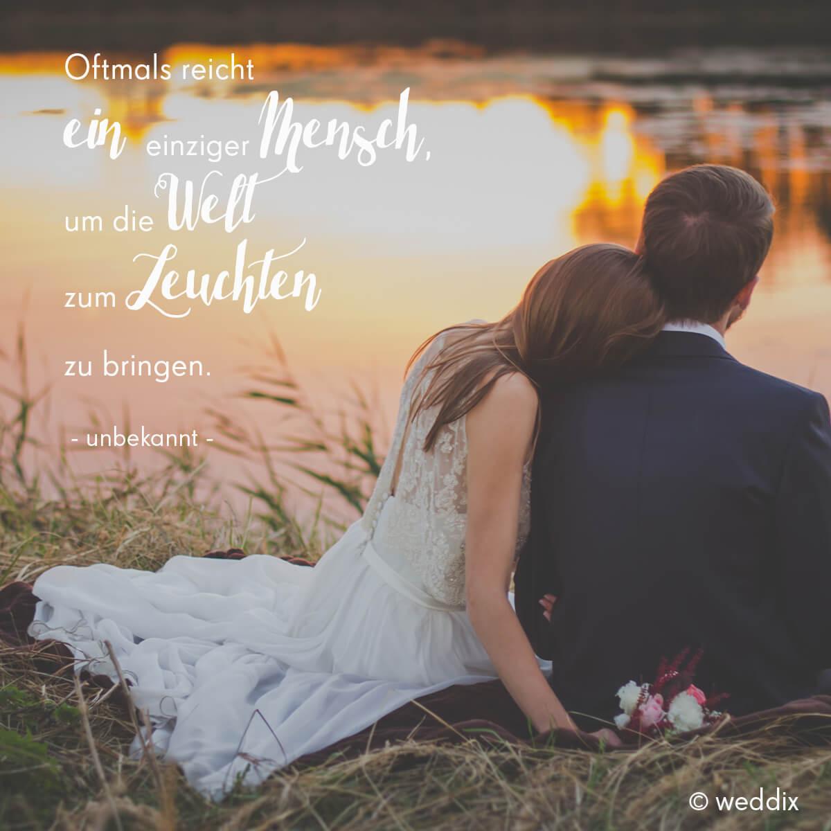 Liebessprüche Zur Hochzeit  Hochzeitssprüche Zitate und Sprüche zur Hochzeit weddix