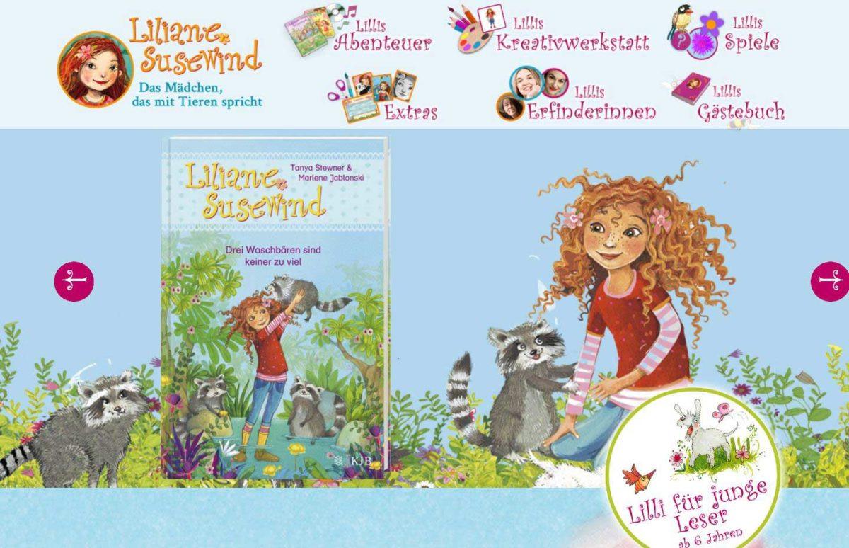Liliane Susewind Ausmalbilder  Liliane Susewind – KIDS interactive – Agentur für junge Me n