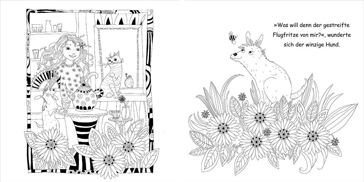 Liliane Susewind Ausmalbilder  malvorlagen liliane susewind
