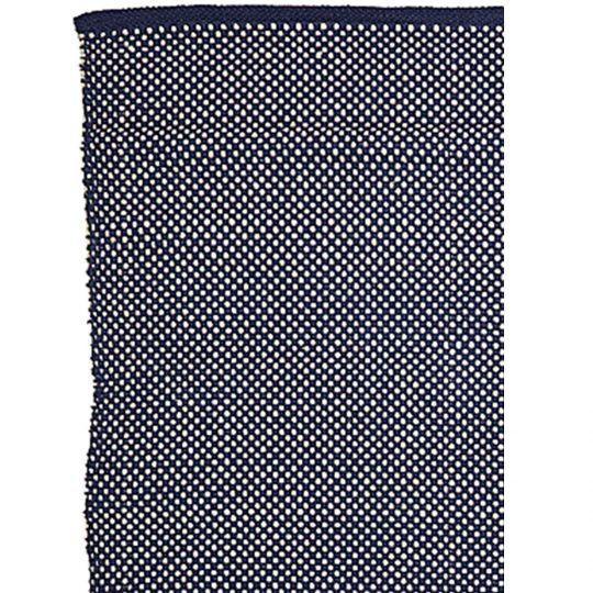 Liv Teppich  Liv Teppich Dots Punkte Blau 140x200 cm