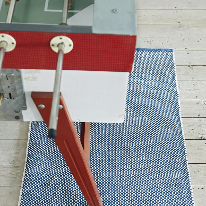 Liv Teppich  Liv Teppich Dots Punkte Grau 140x200 cm