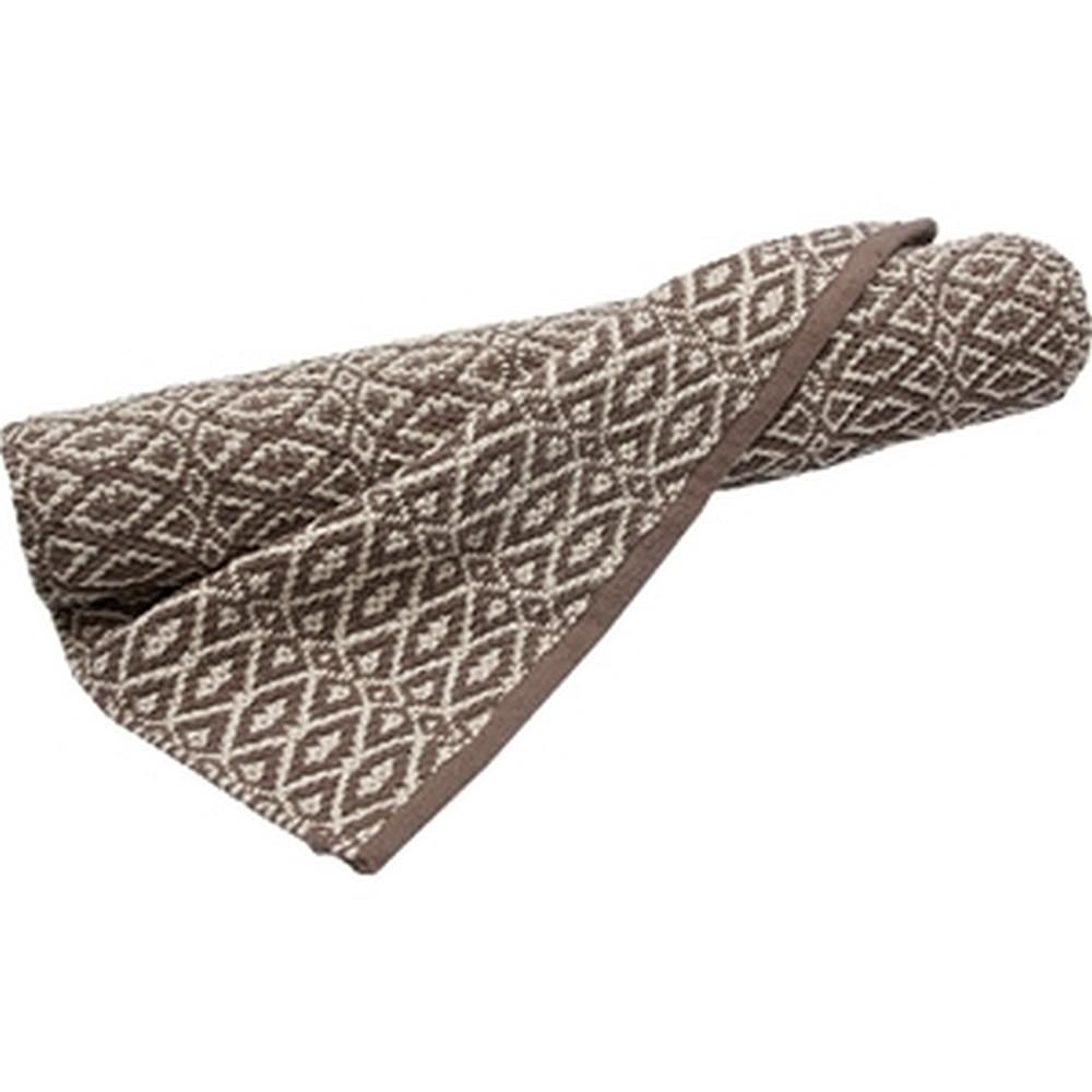 Liv Teppich  Liv Interior Teppich Läufer BERGEN grau naturweiß 200x70