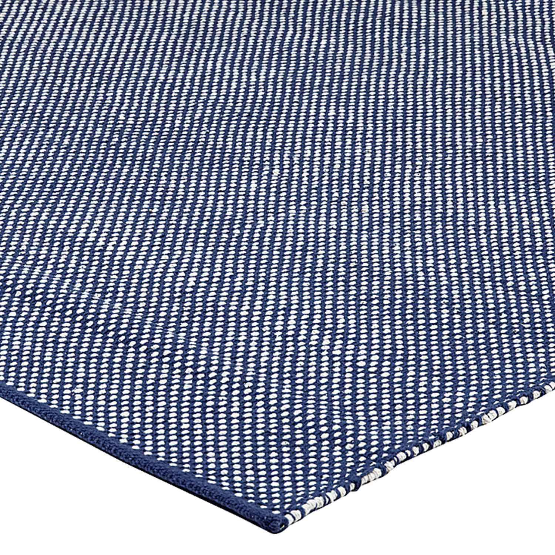 Liv Teppich  Liv Teppich Dots Punkte Blau 200x300 cm