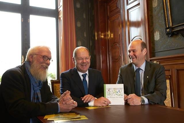 Loki Schmidt Haus  An Lokis Geburtstag lädt ihre Stiftung ins Loki Schmidt Haus