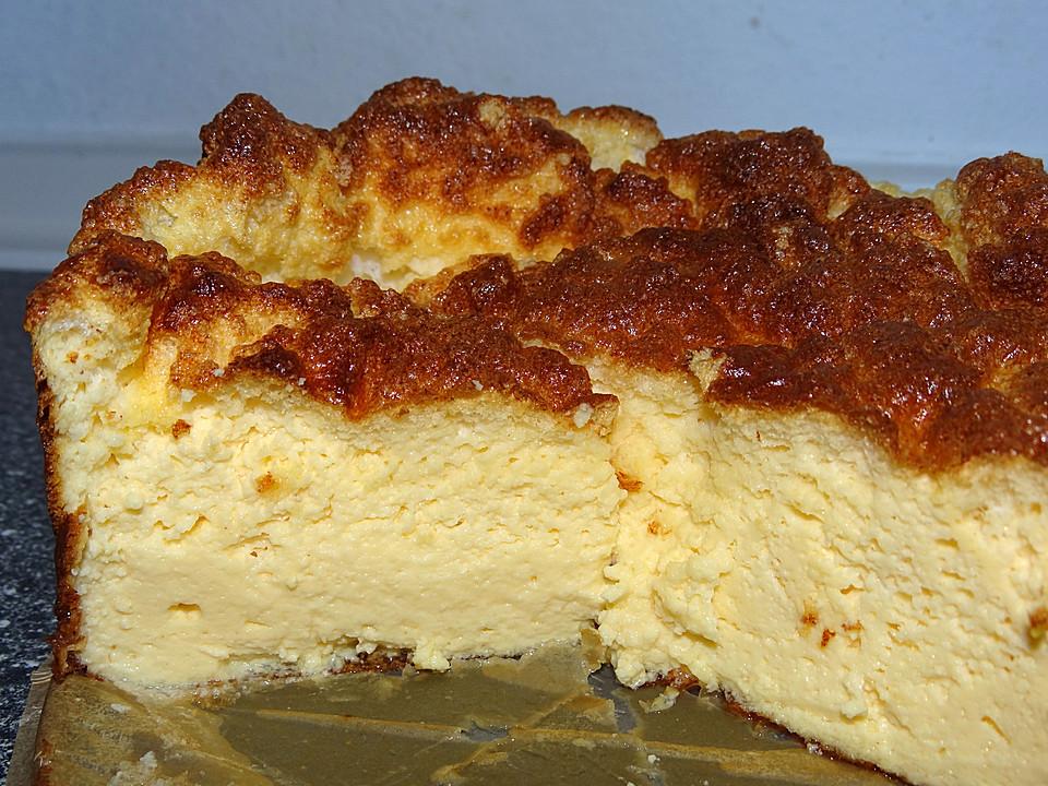 Low Carb Kuchen  Low Carb Käsekuchen Rezept mit Bild von MrMoose