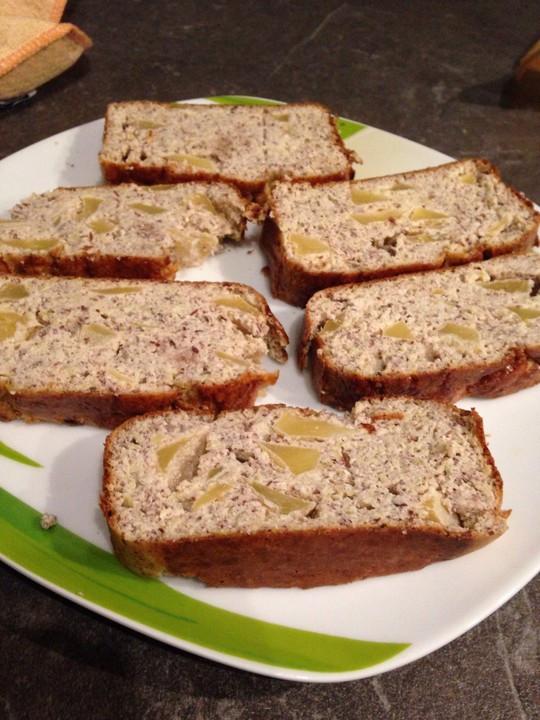 Low Carb Kuchen  Low Carb Mandel Zucchini Kuchen Rezept mit Bild