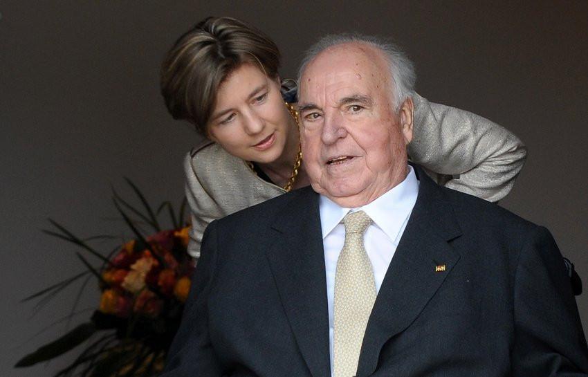 Maike Kohl-Richter Hochzeit  Helmut Kohl Der abwesende Vater SPIEGEL ONLINE Politik