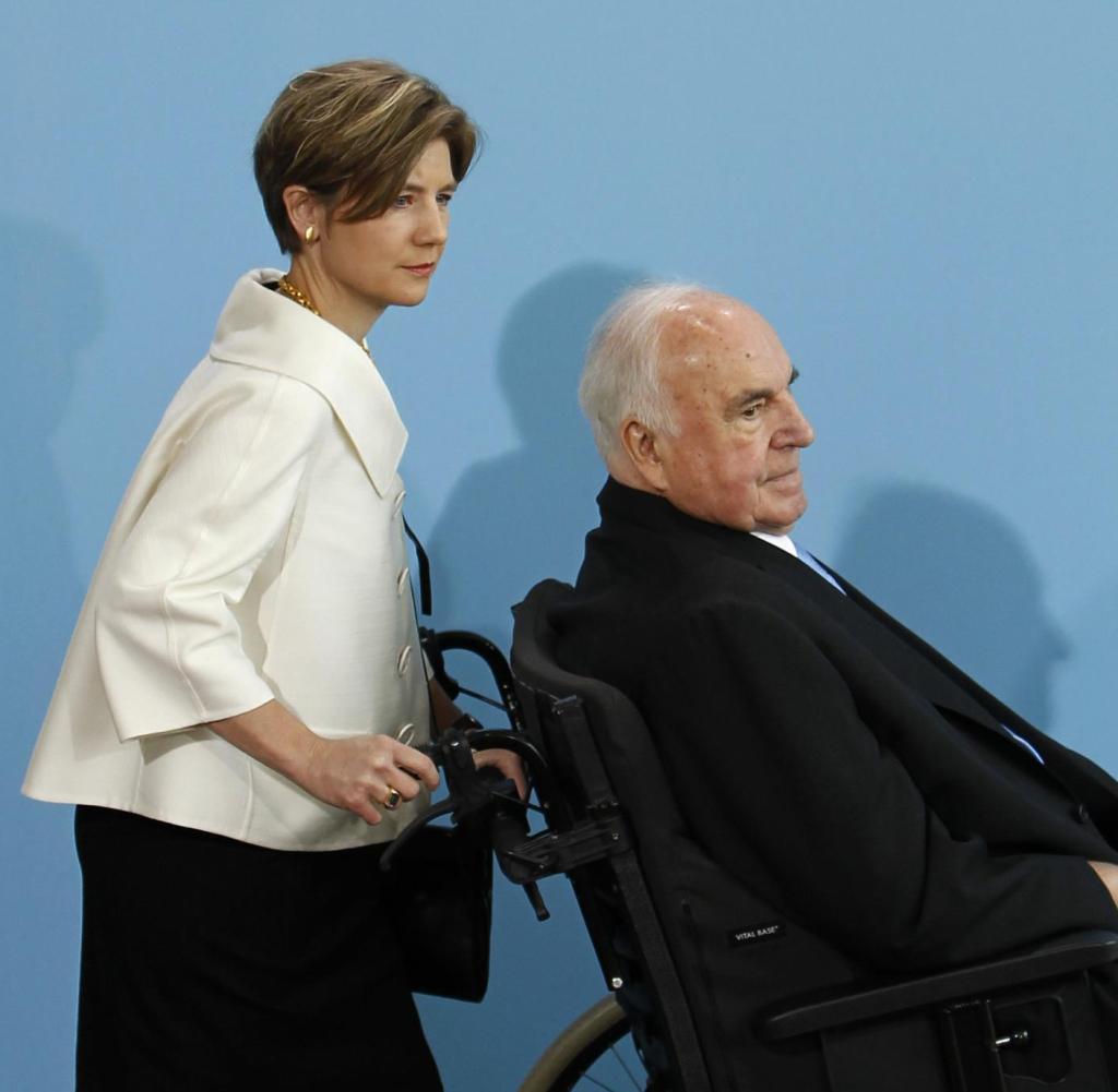 Maike Kohl-Richter Hochzeit  Maike Kohl Richter Die Frau nie richtig Familie Kohl