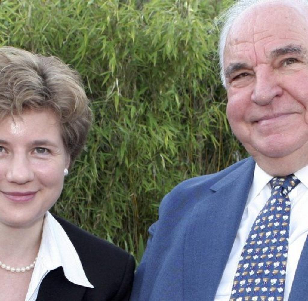 Maike Kohl-Richter Hochzeit  Ehe Helmut Kohl und Maike Richter haben geheiratet WELT