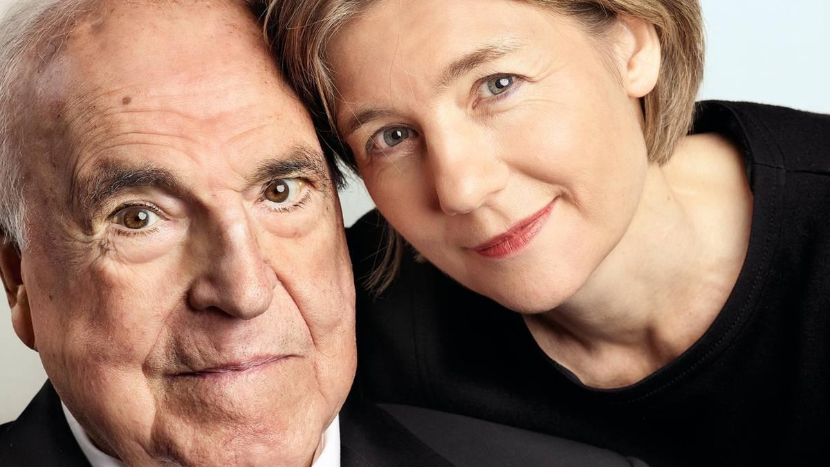 Maike Kohl-Richter Hochzeit  Maike Kohl Richter Kohls zweite Ehefrau hat ihn geliebt