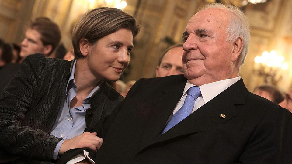 Maike Kohl-Richter Hochzeit  Helmut Kohl Europa geeint Familie entzweit
