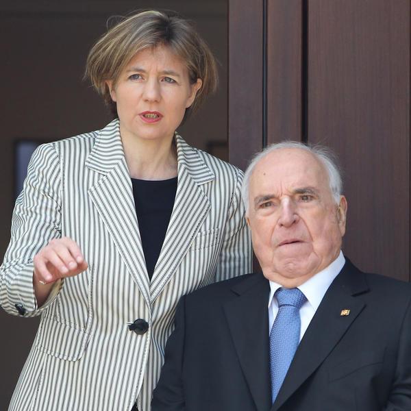 Maike Kohl-Richter Hochzeit  Helmut Kohl Neuer Familien Krieg um Witwe Maike Kohl Richter