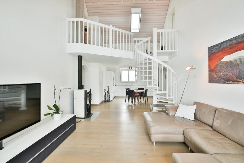 Maisonette Wohnung  Fehr Baubetreuung AG Dach Maisonette Wohnung verkaufen in