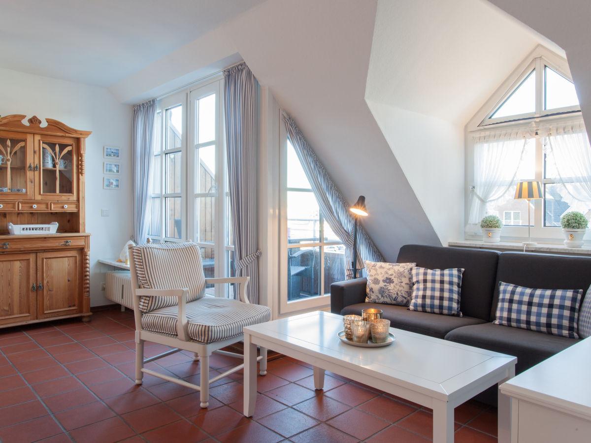 """Maisonette Wohnung  Ferienwohnung Maisonette Wohnung """"Britta"""" Westerland"""