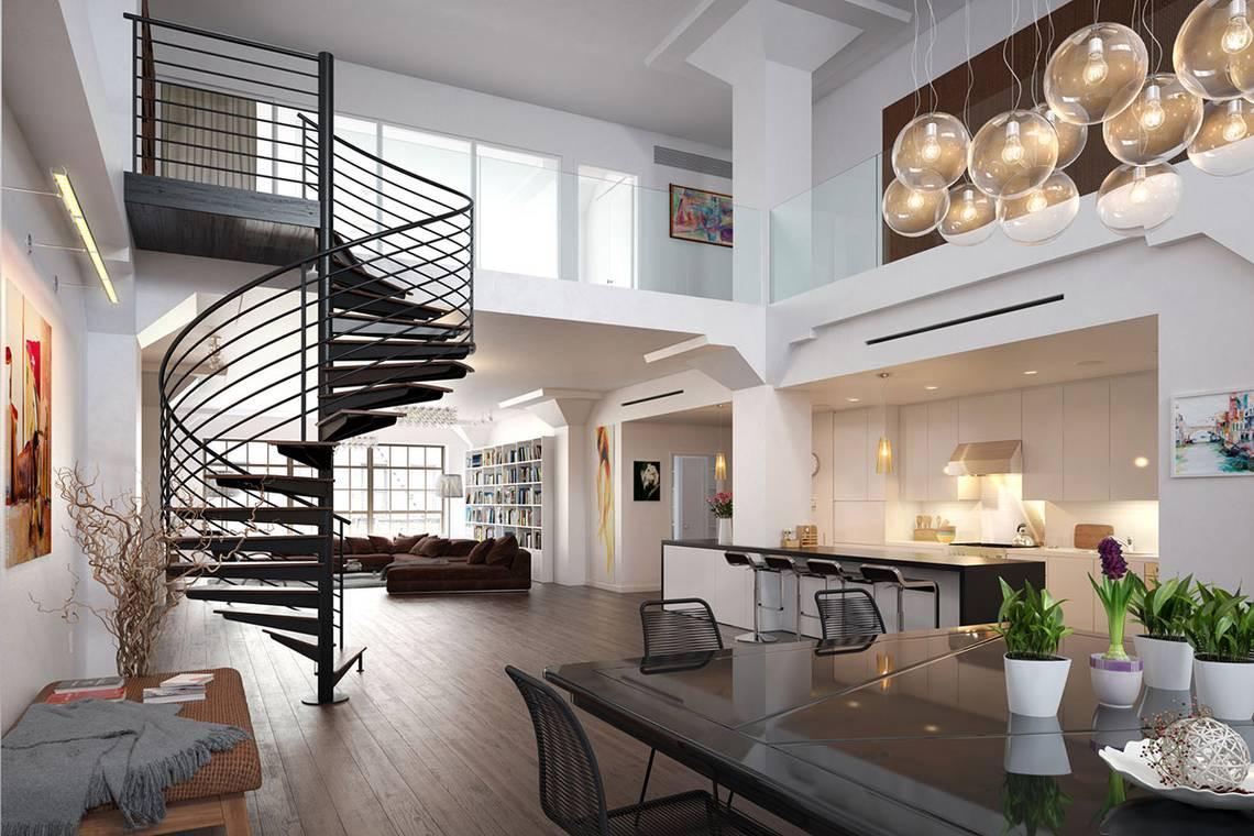 Maisonette Wohnung  Wohnen auf zwei Ebenen – Maisonette Wohnungen