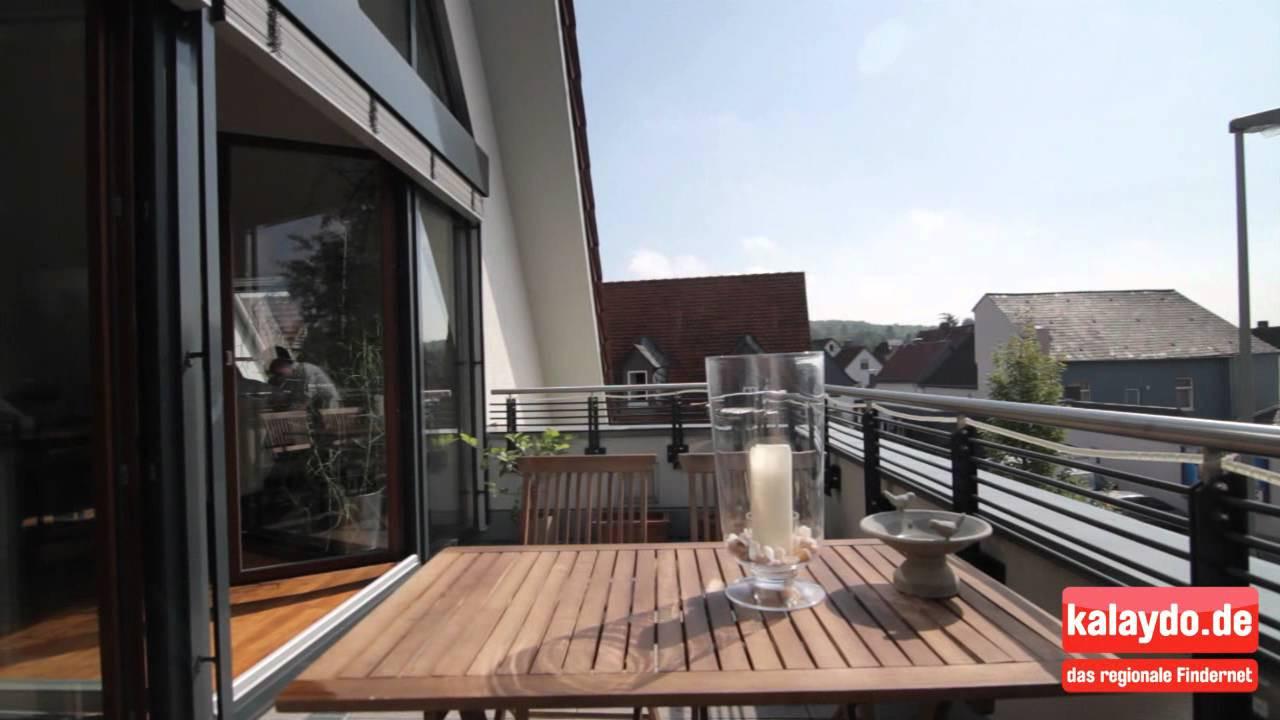 Maisonette Wohnung  Luxus Dachgeschoss Maisonette Wohnung mit exklusiver