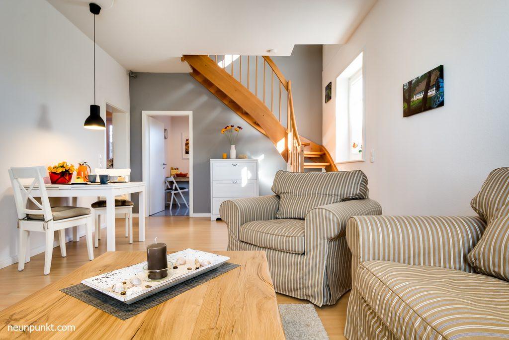 Maisonette Wohnung  Ferienwohnung FW Maisonette Wohnung Britta Kappeln