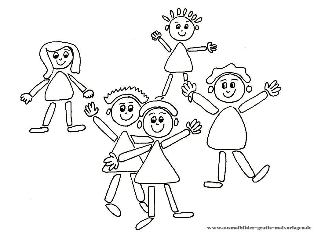Malvorlagen Bilder  Ausmalbilder kindern kostenlos Malvorlagen zum