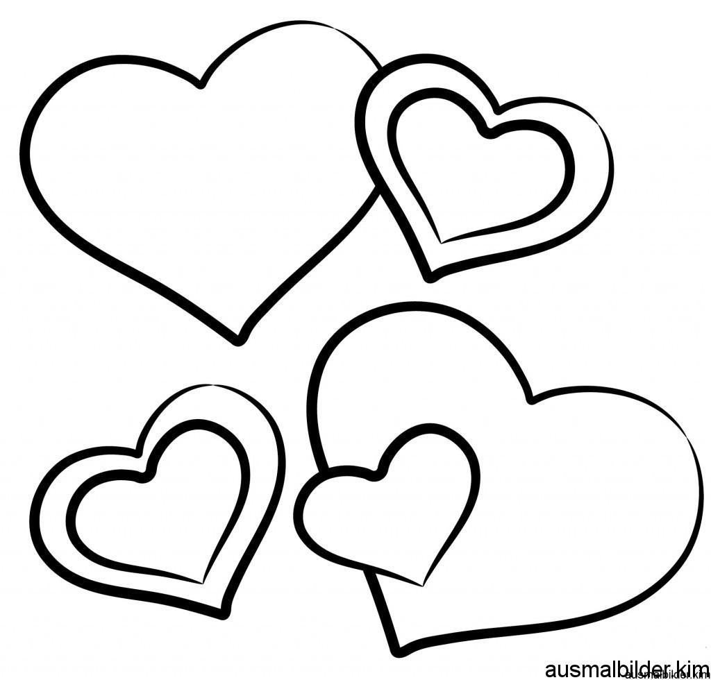 Malvorlagen Bilder  Herz Malvorlagen Malvorlagen Gratis Zum Ausdrucken Bilder