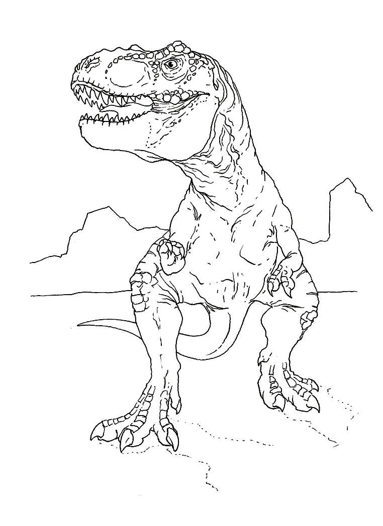 beste 20 malvorlagen dinosaurier trex  beste wohnkultur