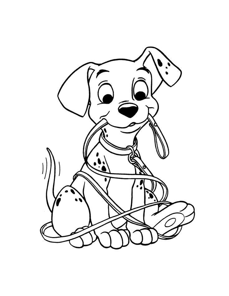 Malvorlagen Disney  13 besten Gratis Ausmalbilder Hunde Bilder auf Pinterest