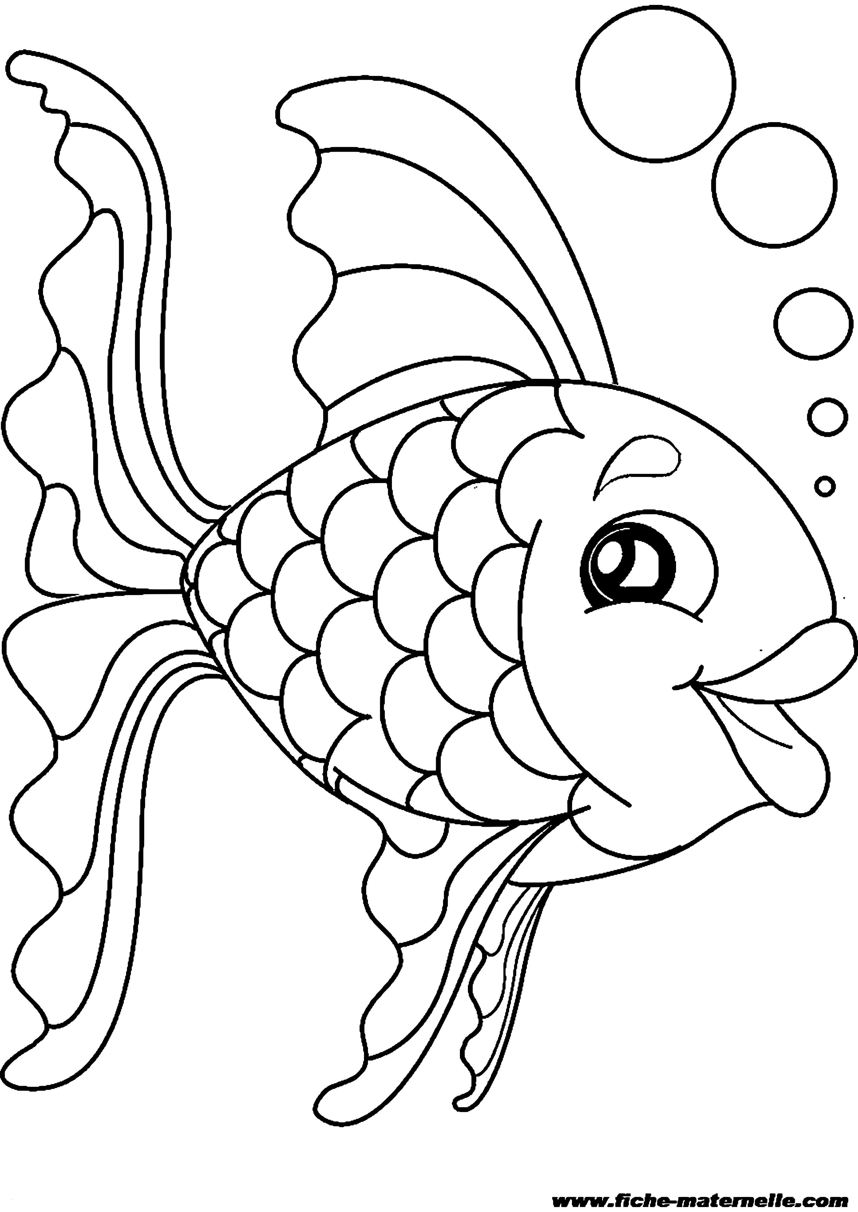 die besten ideen für malvorlagen fische zum ausdrucken
