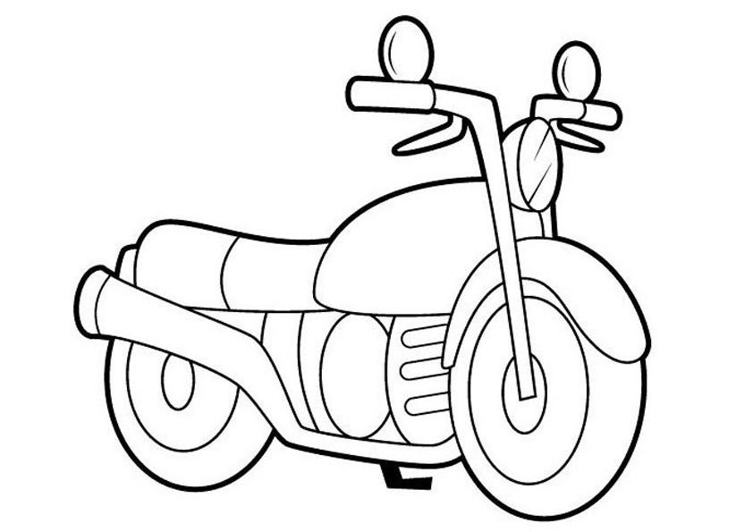 die 20 besten ideen für malvorlagen motorrad - beste