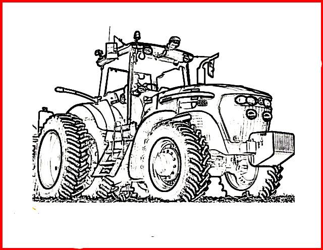 20 besten malvorlagen traktor  beste wohnkultur