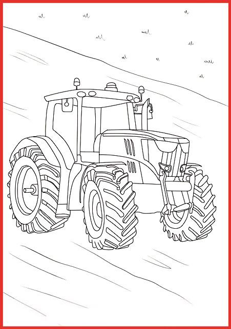 Malvorlagen Traktor  Malvorlagen Traktor Ihc Rooms Project Rooms Project
