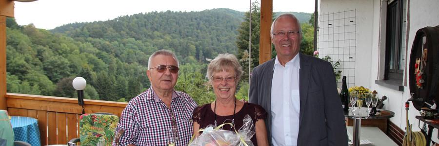 Margot Und Die Hochzeit  Diamantene Hochzeit von Margot und Siegmar Bölke
