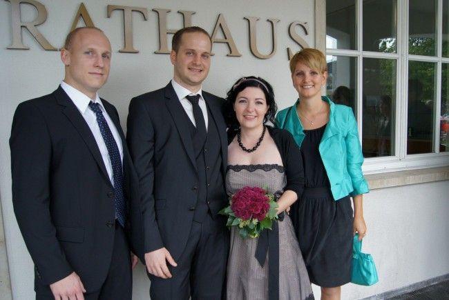 Margot Und Die Hochzeit  Hochzeit von Margot Galehr und Werner Berchtold Dornbirn