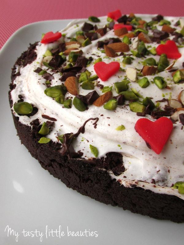 Marshmallow Kuchen  My tasty little beauties Kuchen geht immer Brownie
