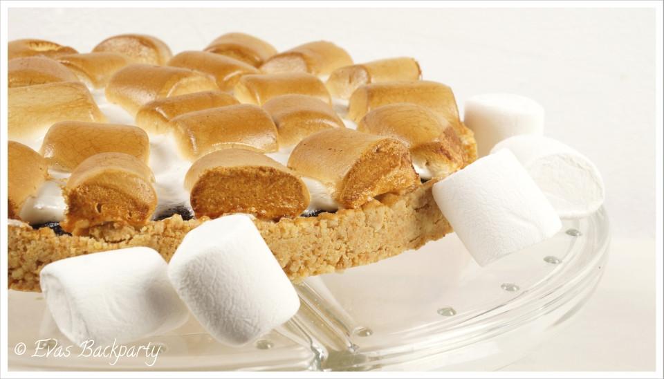 Marshmallow Kuchen  Brownie Marshmallow Kuchen – EvasBackparty