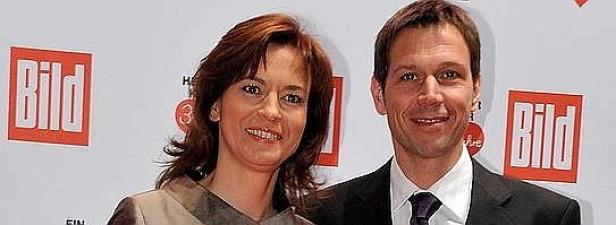 Maybrit Illner Obermann Hochzeit  Illner und Obermann haben offenbar geheiratet