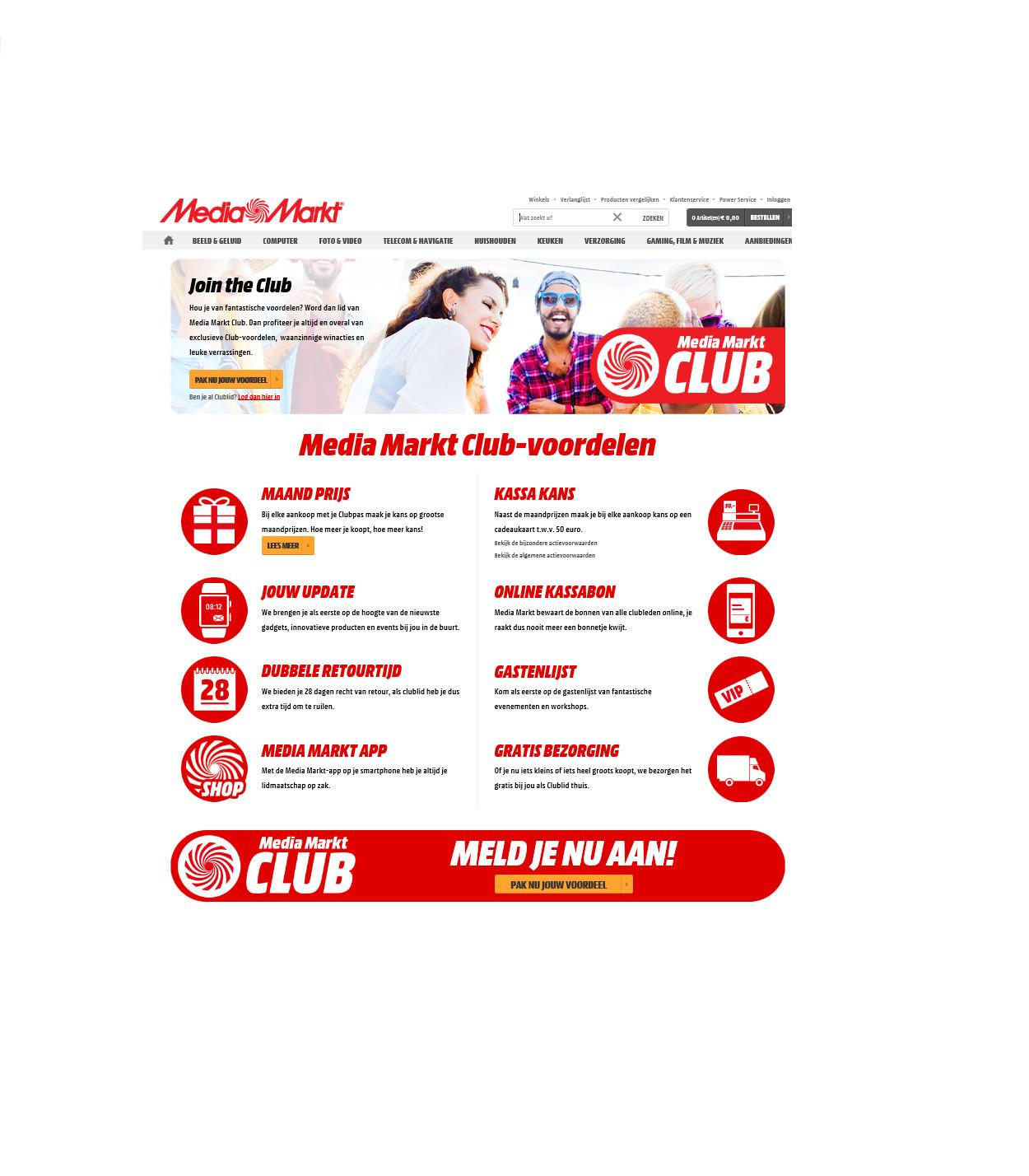 Media Markt Club Geschenke Liste