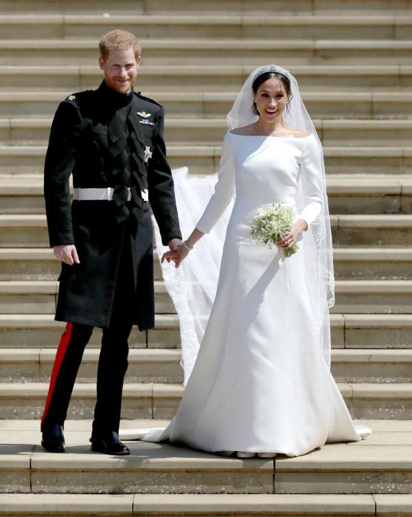 Kleid Meghan Markle Hochzeit