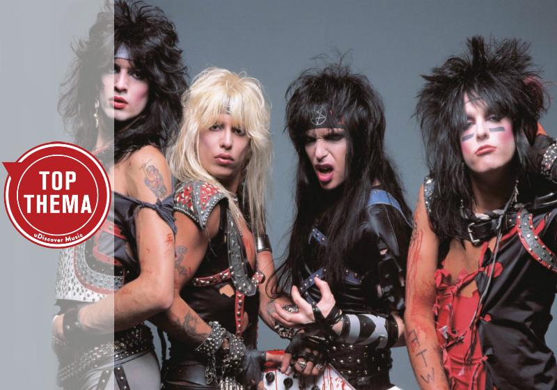 Metal Frisuren  Hair Metal Mötley Crüe und schicke Frisuren uDiscover
