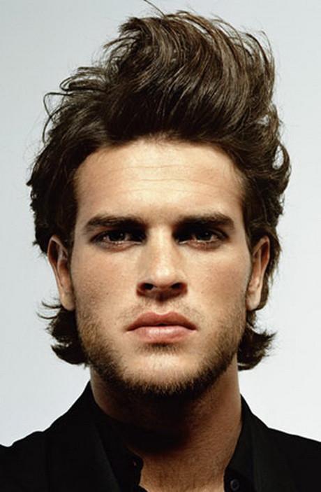 Metal Frisuren  Frisur lange haare mann