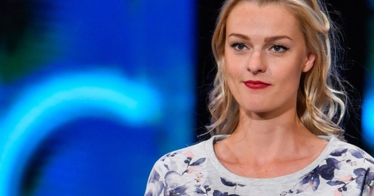 Miriam Höller Hochzeit  Miriam Höller Mit gebrochenem Herzen Sie wagt sich