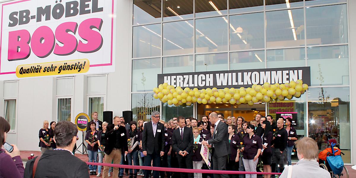Möbel Boss Leipzig  Möbel Boss Einbeck wird Nr 100 moebelkultur